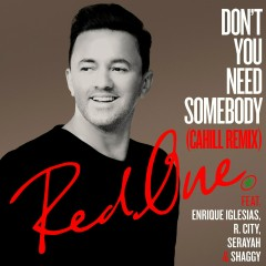 Don't You Need Somebody (feat. Enrique Iglesias, R. City, Serayah & Shaggy) [Cahill Remix] - RedOne, Enrique Iglesias, R. City, Serayah, Shaggy
