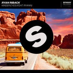 Kinder Eyes (feat. Ryann) - Ryan Riback, Ryann