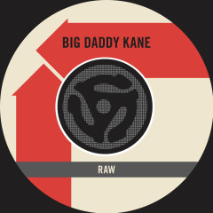 Raw (Edit) / Word to the Mother (Land) [45 Version] - Big Daddy Kane