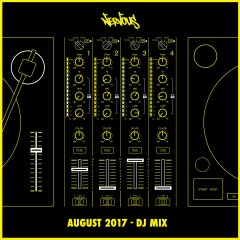 Nervous August 2017 - DJ Mix - Various Artists