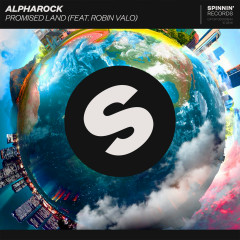 Promised Land (feat. Robin Valo) - Alpharock, Robin Valo