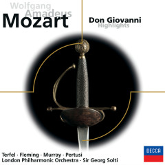 Mozart: Don Giovanni (QS) (Eloquence) - Bryn Terfel, Renee Fleming, Ann Murray, Michele Pertusi, London Voices