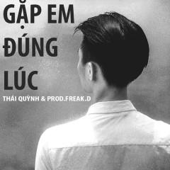 Gặp Em Đúng Lúc (Single) - Thái Quỳnh, Freak