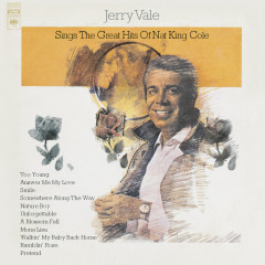 Jerry Vale Sings The Great Hits Of Nat King Cole - Jerry Vale