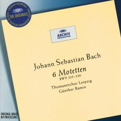 Bach: 6 Motets BWV 225-230 - Thomanerchor Leipzig, Günther Ramin
