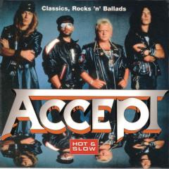 Hot & Slow - Classics, Rock'n'Ballads - Accept