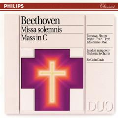 Beethoven: Missa Solemnis/Mass in C - London Symphony Orchestra, London Symphony Chorus, Sir Colin Davis