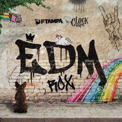 EDM Rox - FTampa, CLOCKTAPE
