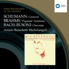 Piano Recital - Arturo Benedetti Michelangeli