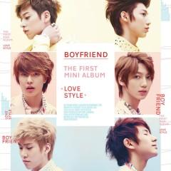 Love Style - Boyfriend