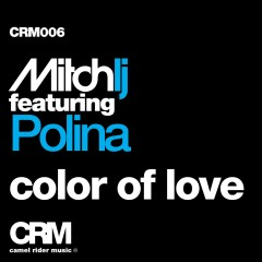 Color of Love (feat. Polina) - Mitch LJ, Polina