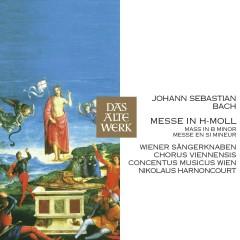 Bach, JS : Mass in B minor - Nikolaus Harnoncourt