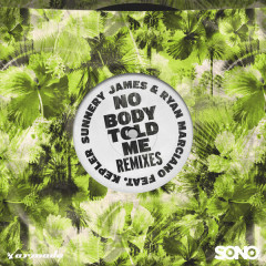Nobody Told Me (Remixes) - Sunnery James & Ryan Marciano