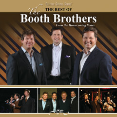 The Best Of The Booth Brothers (Live) - The Booth Brothers
