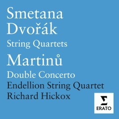 Dvorak/Smetana/Martinu - String Works - Endellion String Quartet