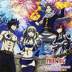 FAIRY TAIL Opening & Ending Theme Songs Vol.3 - Various Artists