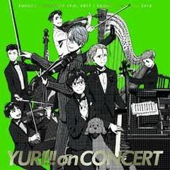 YURI!!! on CONCERT CD1