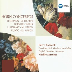 Barry Tuckwell: Horn Concertos - Barry Tuckwell