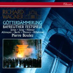 Wagner: Götterdämmerung - Pierre Boulez, Gwyneth Jones, Manfred Jung, Fritz Hübner, Franz Mazura