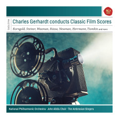 Charles Gerhardt Conducts Classic Film Scores - Charles Gerhardt