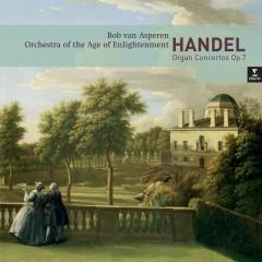 Handel Organ Concertos Op.7 - Bob van Asperen