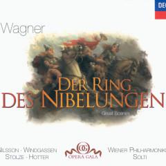 Wagner: The Ring - Great Scenes - Birgit Nilsson, Wolfgang Windgassen, Hans Hotter, Gerhard Stolze, Wiener Philharmoniker