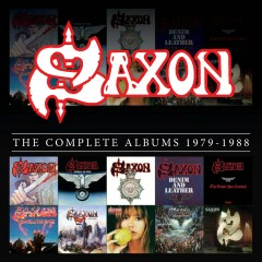 The Complete Albums 1979-1988 - Saxon