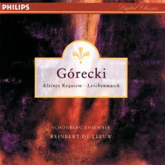 Górecki: Kleines Requiem für eine Polka etc. - Schönberg Ensemble, Reinbert de Leeuw