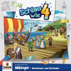 011/Wikinger. Bootsbauer und Seeräuber