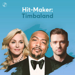 HIT-MAKER: Timbaland