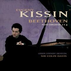 Beethoven: Piano Concertos 2 & 4 - Evgeny Kissin