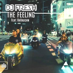 The Feeling (Remixes) - DJ Fresh,RaVaughn