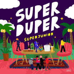 Super Duper (Single) - Super Junior