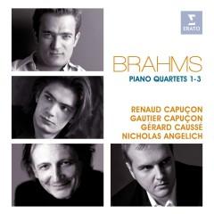 Brahms: Piano Quartets Nos 1-3 - Renaud Capucon