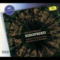 Wagner: Siegfried - Berliner Philharmoniker, Herbert von Karajan