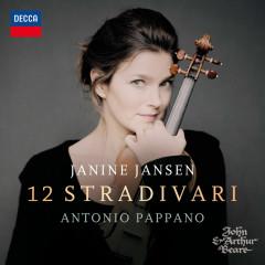 12 Stradivari - Janine Jansen, Antonio Pappano
