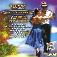 Tangos, Milongas & Sambas - Various Artists