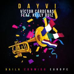 Baila Conmigo Europe - Dayvi, Víctor Cárdenas, Kelly Rúiz
