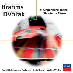 Brahms, Dvořák: 21 Ungarische Tänze / Slawische Tänze - Royal Philharmonic Orchestra