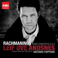 Rachmaninov: Piano Concertos No. 3 & No. 4 - Leif Ove Andsnes