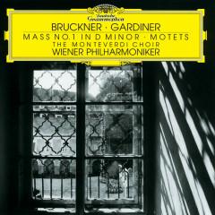 Bruckner: Mass in D minor; Motets - Luba Orgonasova, Bernarda Fink, Christoph Prégardien, Eike Wilm Schulte, Monteverdi Choir