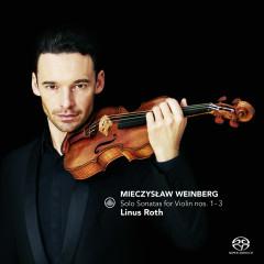 Solo Sonatas for Violin No. 1 - 3 - Linus Roth