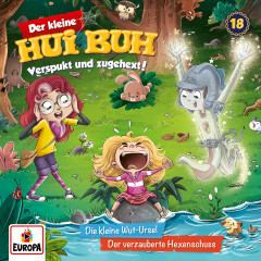 018/Die kleine Wut-Ursel / Der verzauberte Hexenschuss - Der kleine Hui Buh