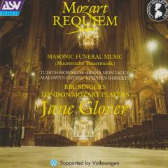Mozart: Requiem; Maurerische Trauermusik - Judith Howarth, Diana Montague, Maldwyn Davies, Stephen Roberts, BBC Singers