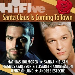 Hi Five: Santa Claus is coming to town - Various Artists