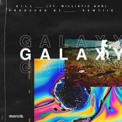 Galaxy (Single) - Gill, Kewtiie, HD, willistic