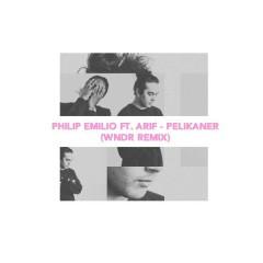 Pelikaner (WNDR Remix) - Philip Emilio