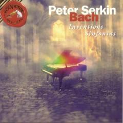 Bach: Inventions; Sinfonia; Duets - Peter Serkin