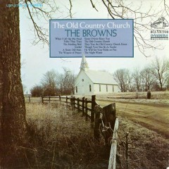 The Old Country Church - The Browns