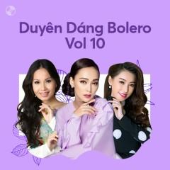 Duyên Dáng Bolero Vol. 10 - Cẩm Ly, Trần Mỹ Ngọc, Cao Công Nghĩa
